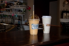 Smoothie and Mocha
