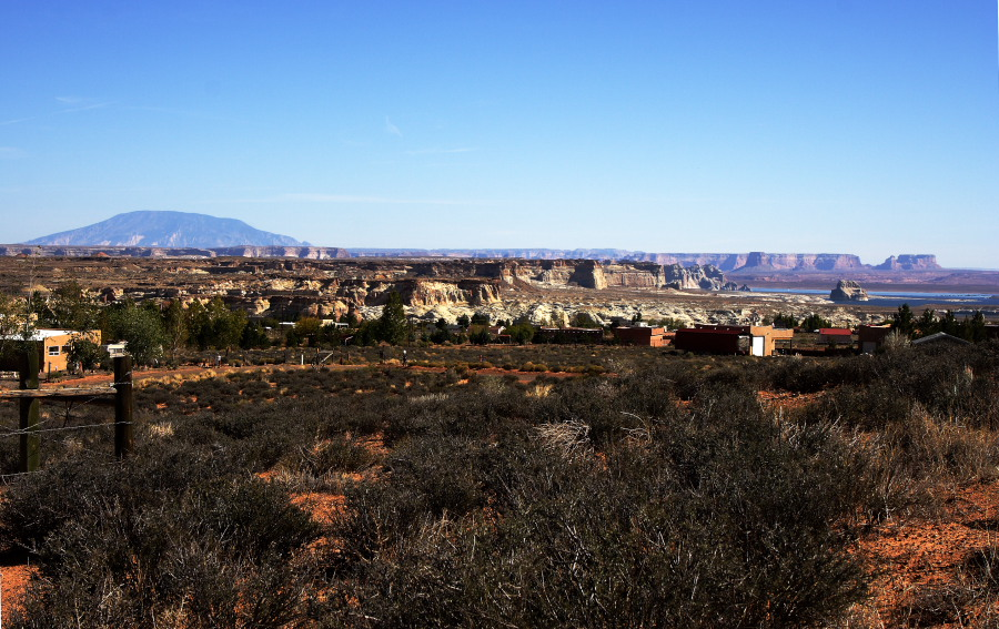 Navajo Mountain Ciews