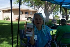 Judy Volunteer Page Farmer's Market