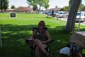 Judy, Volunteer Farmer's Market