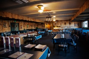 Interior of Glen Canyon Steakhouse