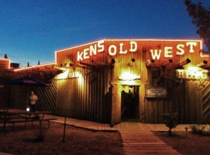 Ken's Old West, a long time staple of the Lake Powell area