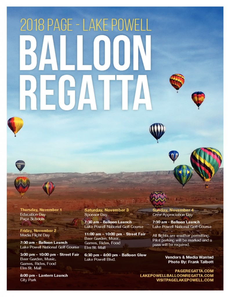 Page Chamber Balloon Flyer